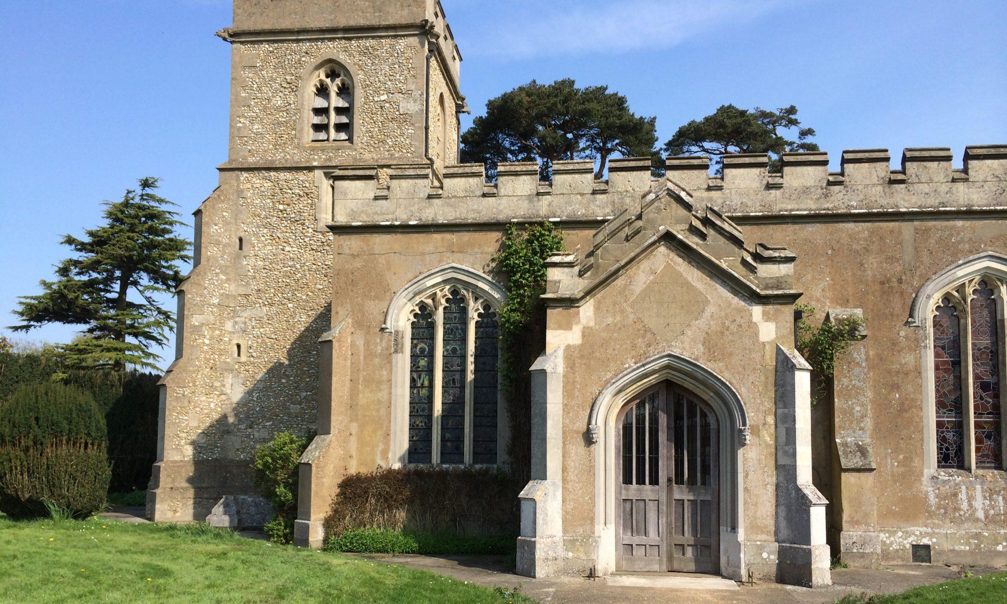 Little Gaddesden Parish Church